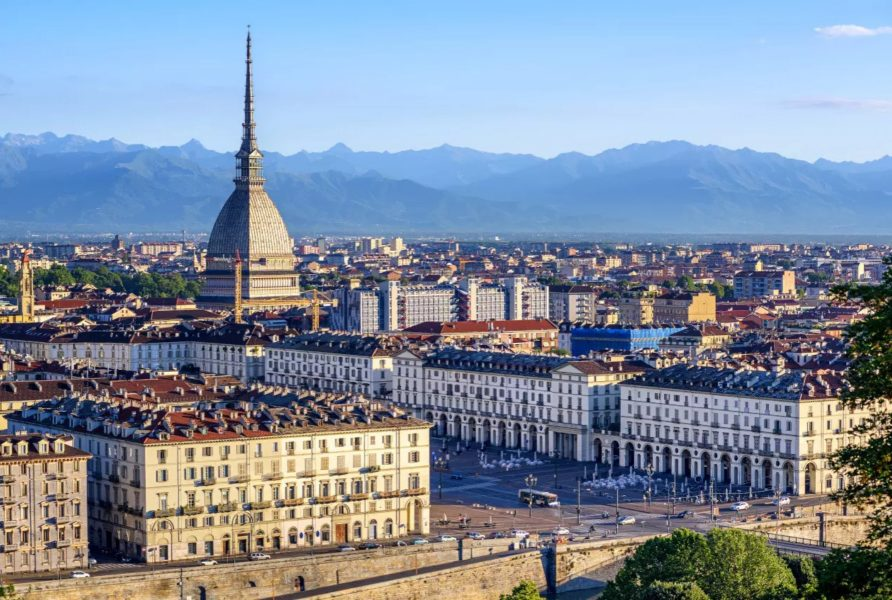 One day in turin 1