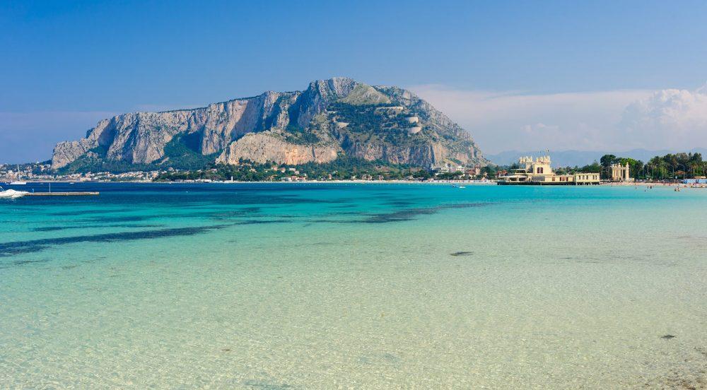 Mondello Palermo Sicily 1